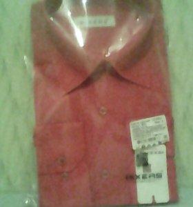 Рубашка с дл рукавом 40р новая