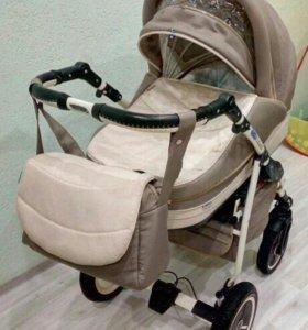 Детская коляска Adamex Enduro 3 в 1