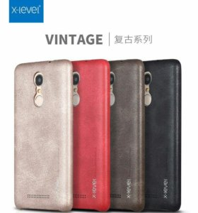 Бампер - чехол чёрный для Xiaomi Redmi Note 3