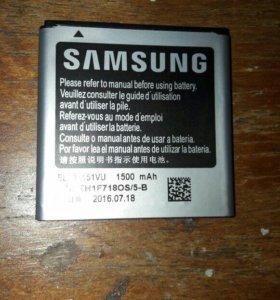 Аккумуляторная батарея Samsung.