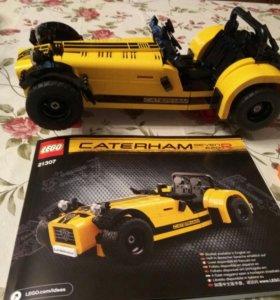 Lego IDEAS CATERHAM 21307
