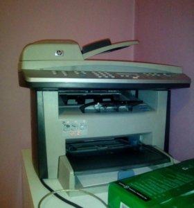 МФУ HP LaserJet 3055