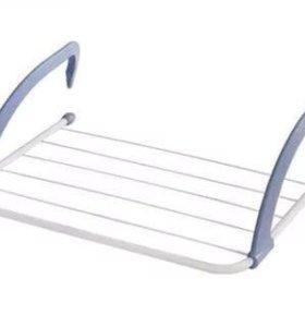 Сушилка для белья Gimi Airy для балкона и батареи