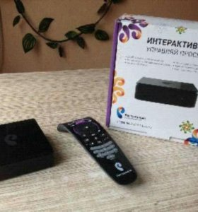 Ресивер  IPTV HD mini РОСТЕЛЕКОМ