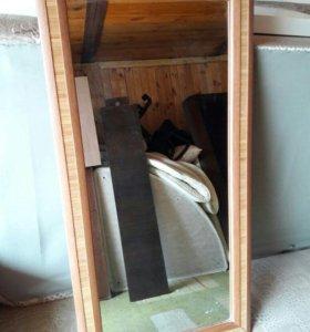 Большое зеркало в багете с доставкой