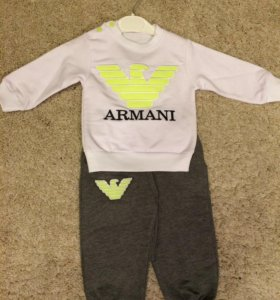 Новый костюм Armani