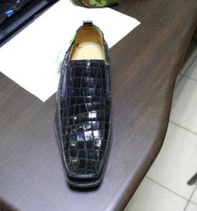Новые мужские туфли 38 р.