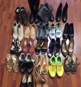 Обувь Туфли Ботинки Кроссовки Сапоги