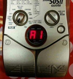 Гитарный процессор Zoom 505 ll guitar