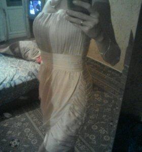 Коктейльное платье 42-44