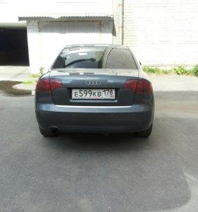Audi A4, 2.0, 2005 г.