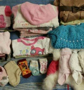 Одежда для девочки 62р-80р