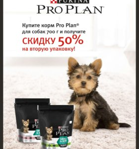 Проплан для собак