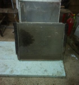 Радиатор volvo вольво 940