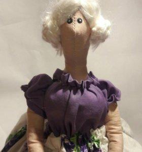 Кукла на чайник
