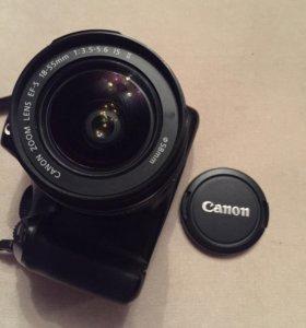 Canon 1100D  с полным комплек