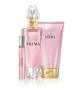 Парфюмерный набор Avon Prima