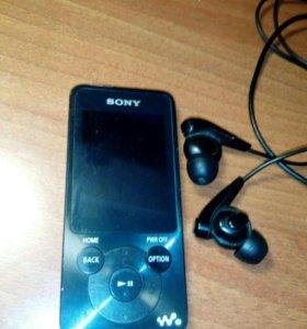 SONY NWZ-E583 4GB
