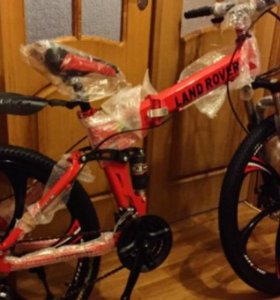 Складной велосипед.