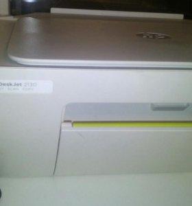 Принтер Hp DeskJet 2130