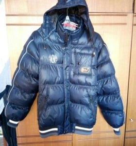 Зимняя куртка(китай)