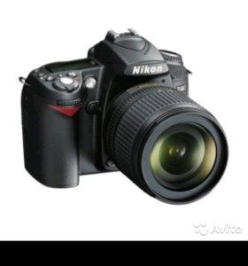 Фотоаппарат nicon d 90