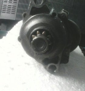 Стартер Хонды, двигатель ZC