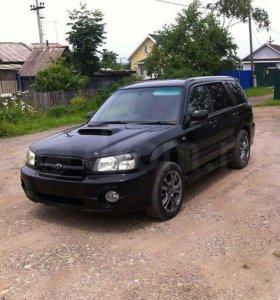 Subaru forester sg5, в разбор, турбо, мкпп