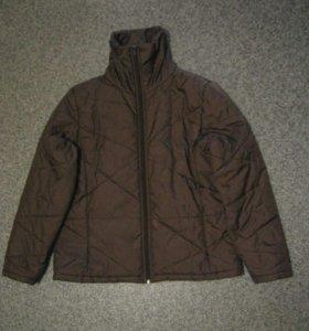 Куртка на синтепоне размер 50