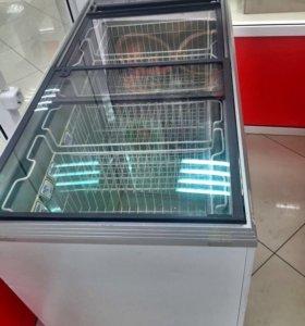 Ларь морозильный бу 650л