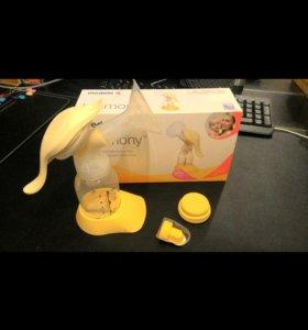 Молокоотсос в коробке