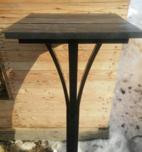 Столик ритуальный СГ-1 (пластиковая доска)