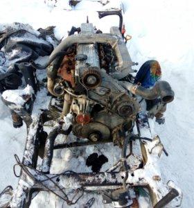 Двигатель тд 27