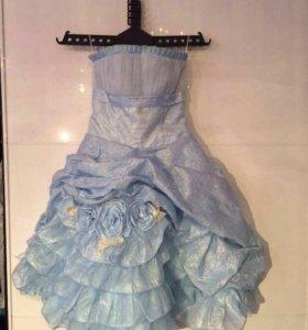 Детское бальное платье скидка !