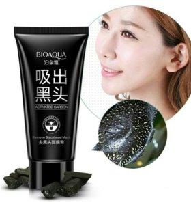 Black mask для проблемной и жирной кожи