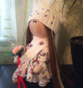 в наличии интерьерная кукла