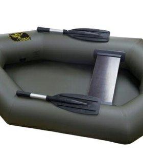 Лодка одноместная СОКОЛ ПВХ