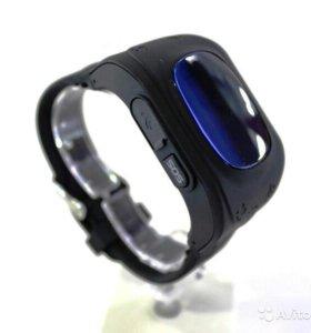 Новые детские часы q50 с встроенным телефоном .