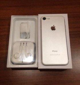 БЕЛЫЙ 7 iPhone ( новый) гарантия .replik