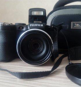 Ультразум фотоаппарат FUJIFILM FinePIX S2950
