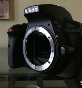 Nikon d5300 body, сумка в подарок