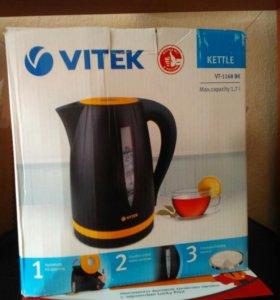 Чайник электрический Vitek VT-1168 BK