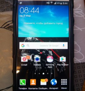 Note3 sm n900  белый 32г