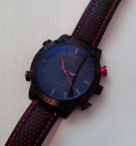 Часы Акула