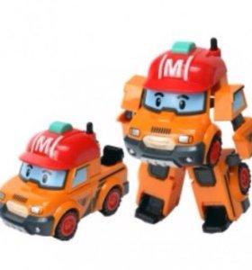 Игрушки робокары
