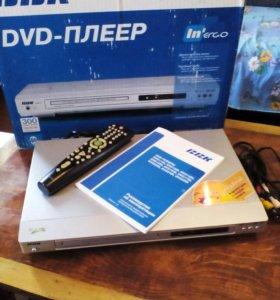 DVD плеер BBK DV311SI