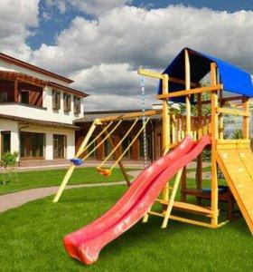 Детская игровая площадка (OLYMPUS)