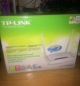 Роутер TP-LINK