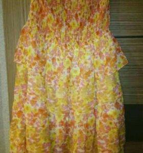 Сарафан-платье Zara продам или обменяю