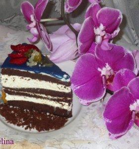 Разный декор к тортам.